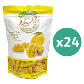 Hey Hah Mango Chips 40Gms x 24