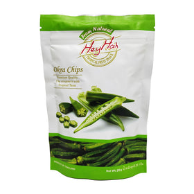 Hey Hah Okra Chips 20gms