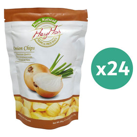 Hey Hah Onion Chips 20Gms x 24