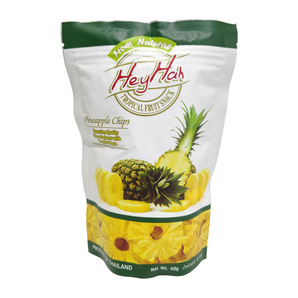 Hey Hah Pineapple Chips 40gms