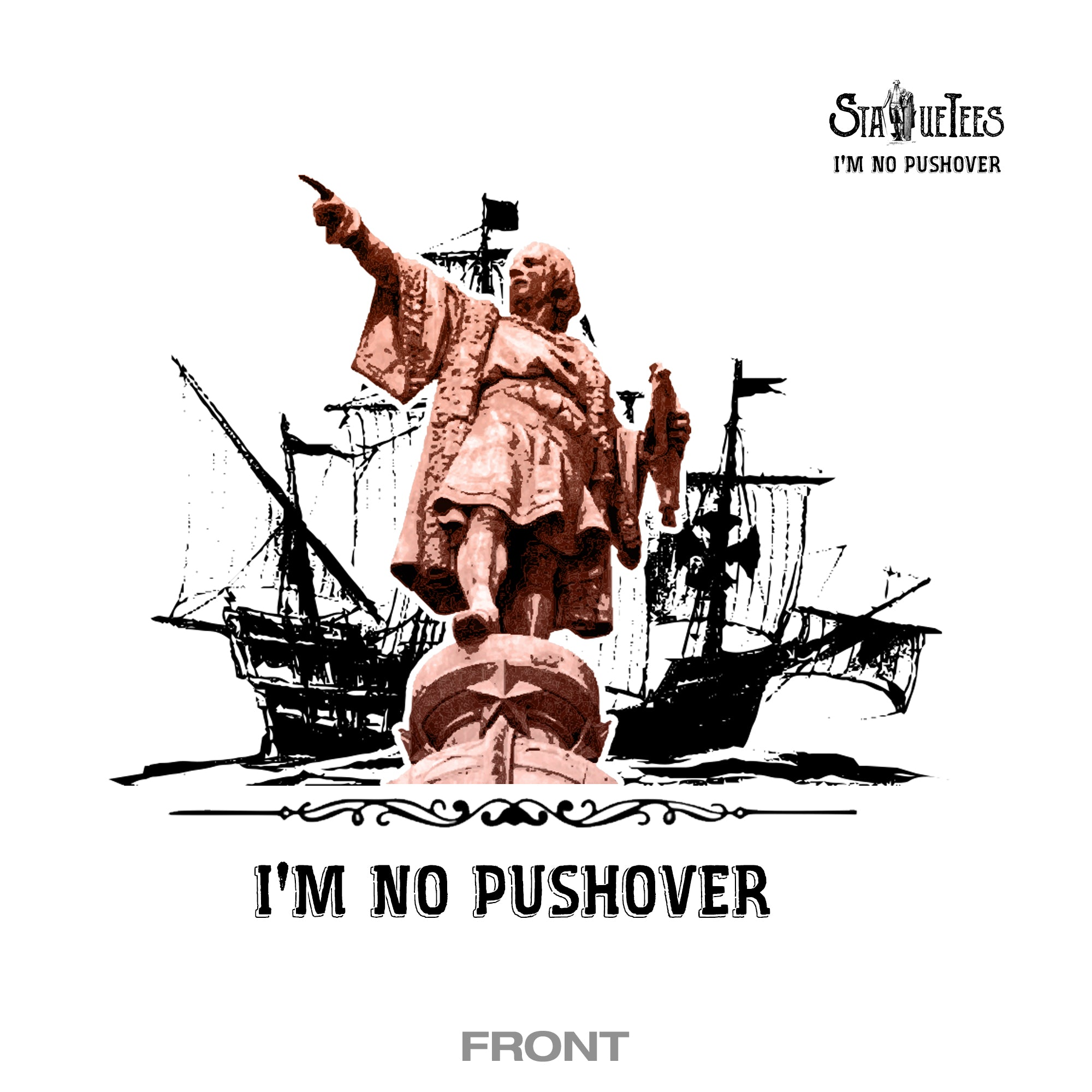 Christopher Columbus T Shirt