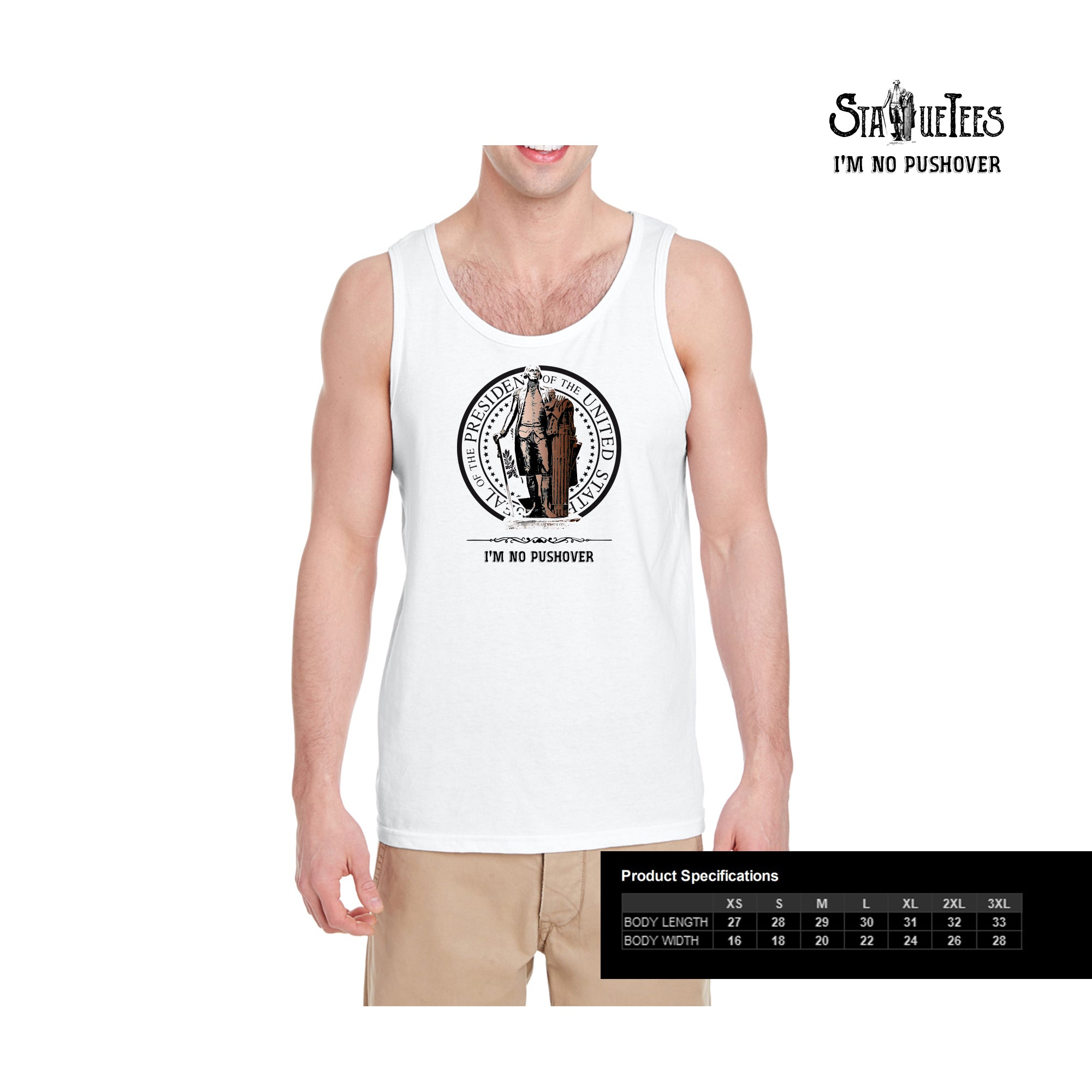 George Washington Tank Top