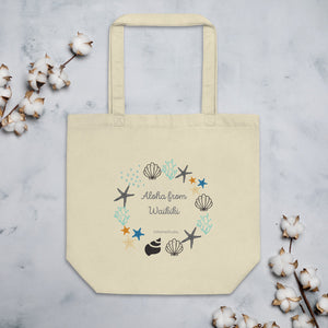 Eco Tote Bag Seashell
