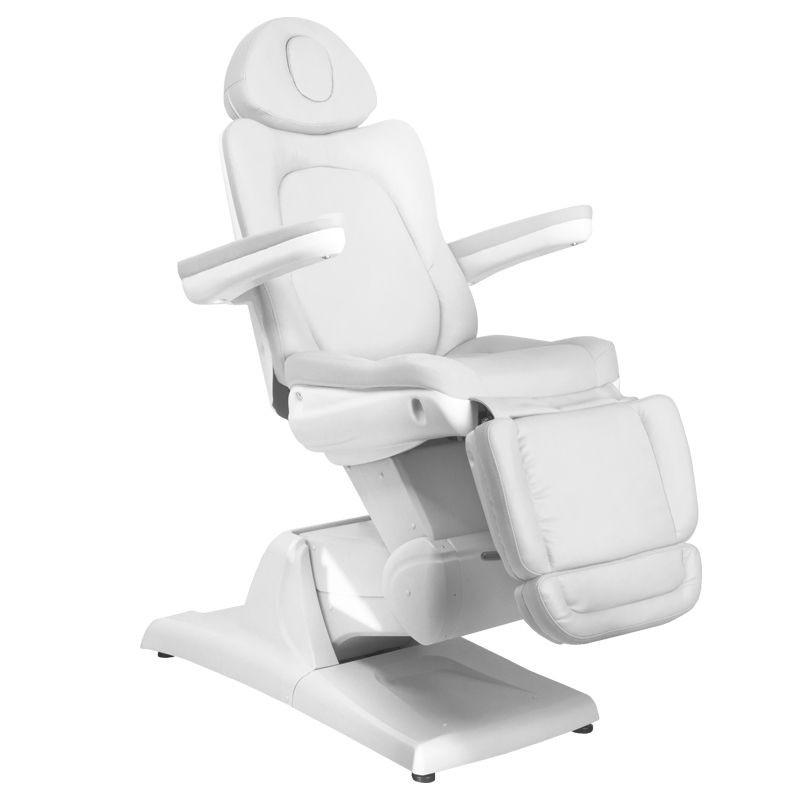 Cosmetic Electric Chair. Azzurro 3 870 Strong. White 0