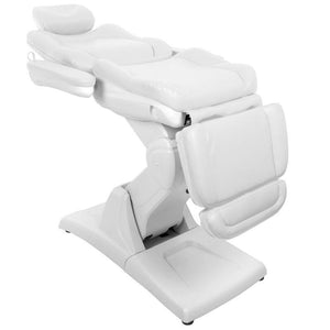Cosmetic Electric Chair. Azzurro 3 870 Strong. White 11