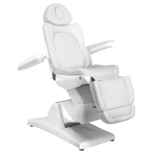 Cosmetic Electric Chair. Azzurro 3 870 Strong. White 13