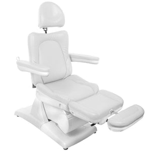 Cosmetic Electric Chair. Azzurro 3 870 Strong. White 7