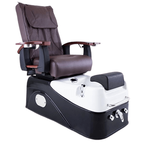 Behandelstoel Massage LusQmed Pedi Spa A112S Wit