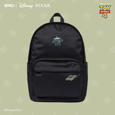 SPAO Unisex Toy Story Backpack SPAKA22A51 Black