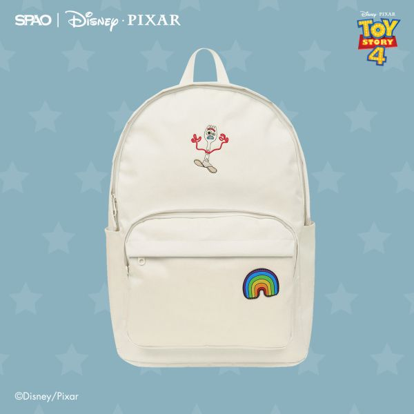 SPAO Unisex Toy Story Backpack SPAKA22A51 White