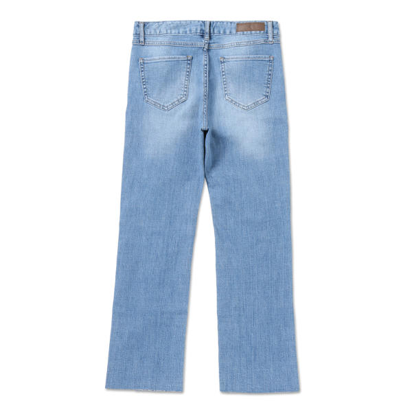 SPAO Woman Boot Cut Denim Pants SPTJ723G32