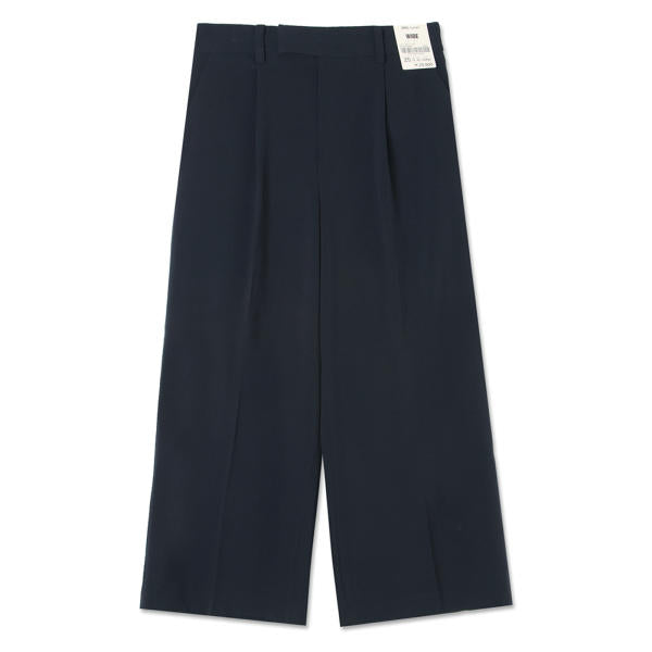 SPAO Woman Wide Crop Slacks SPTA738G21