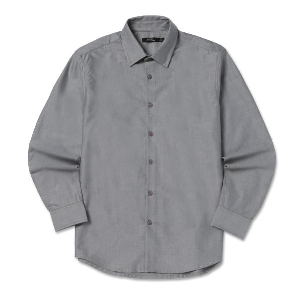 SPAO Man Long Sleeve Oxford Shirt SPYW738M01