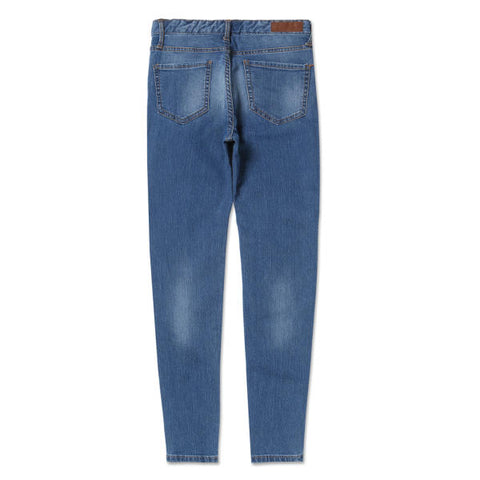 SPAO Woman Mid Rise Skinny Denim Pants SPTJ737G13
