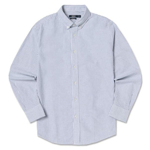 SPAO Man Long Sleeve Stripe Shirt SPYS812C05