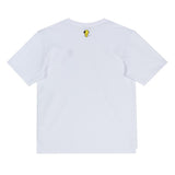 SPAO Unisex Short Sleeve BT21 Pocket Tee SPRL937C72 Graphic White