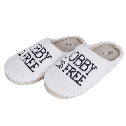 SPAO Unisex Harry Potter Room Shoes SPPJ94VA61 Ivory