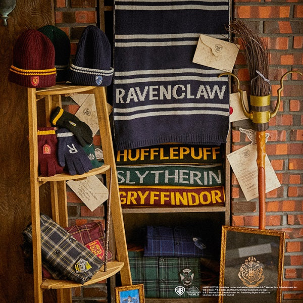 SPAO Unisex Harry Potter Muffler SPAM94VA62 Burgandy