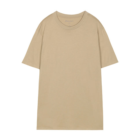 SPAO Man Short Sleeve Basic Solid Tee SPRWA23C01