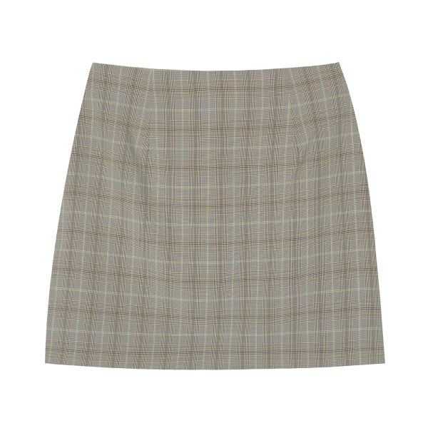 SPAO Women Basic Mini Skirt SPWHA24G52