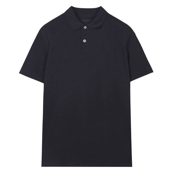 SPAO Man Short Sleeve Basic Polo Tee SPHWA24C15