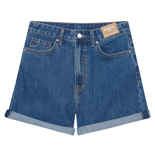 SPAO Women A Line Denim Shorts SPTNA26G21