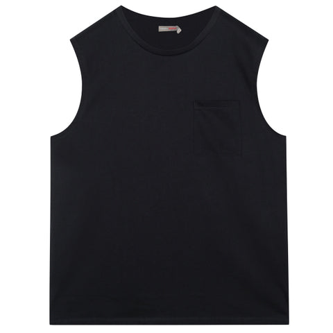 SPAO Men Sleeveless Pocket Tee SPRNA26C29