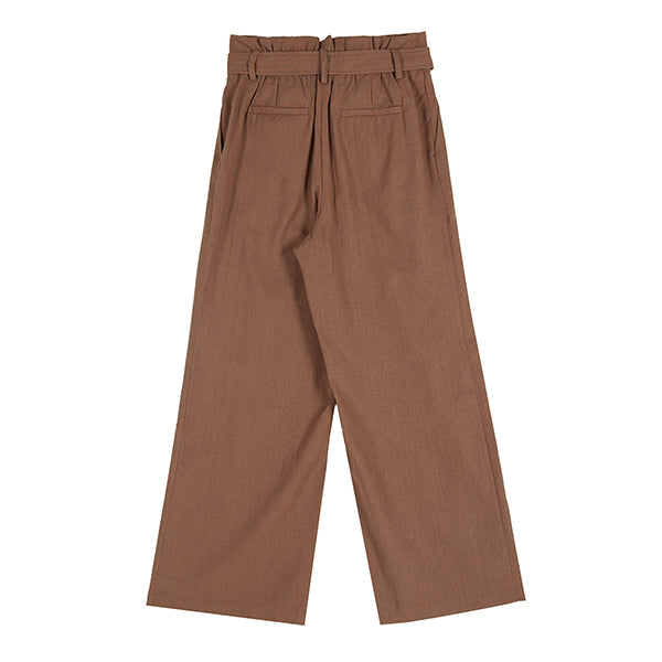SPAO Woman Linen Pants SPTC924G32