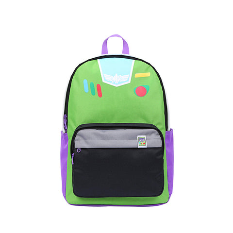 SPAO Unisex Toy Story Backpack SPAKA22A51 Green
