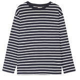 SPAO Man Long Sleeve Pin Stripe Tee SPLSA12C05
