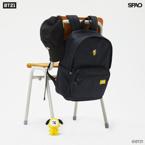 SPAO Unisex BT21 Backpack SPAKA22A71 Black