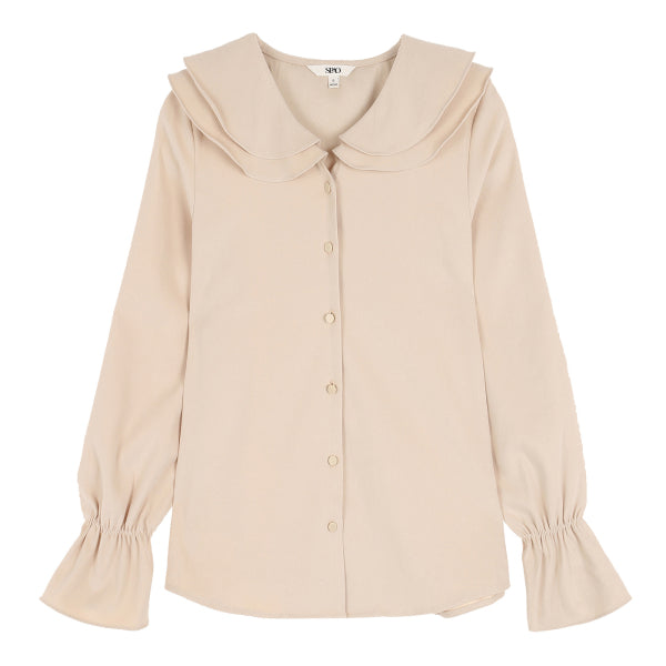 SPAO Woman Long Sleeve Blouse SPBW94TG75