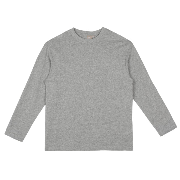 SPAO Man Long Sleeve Solid Tee SPLW949C22