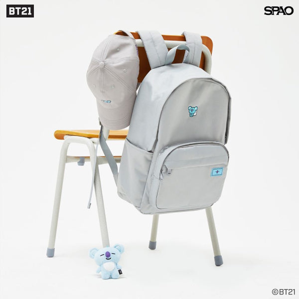 SPAO Unisex BT21 Backpack SPAKA22A71 Grey
