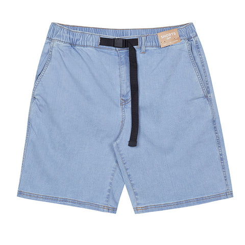 SPAO Men Utility Denim Shorts SPTNA26C22