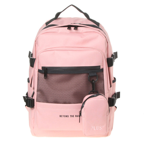 SPAO Unisex 9 Pockets Mesh Backpack SPAK848A11