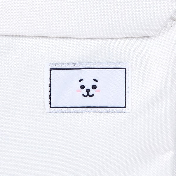 SPAO Unisex BT21 Backpack SPAKA22A71 White