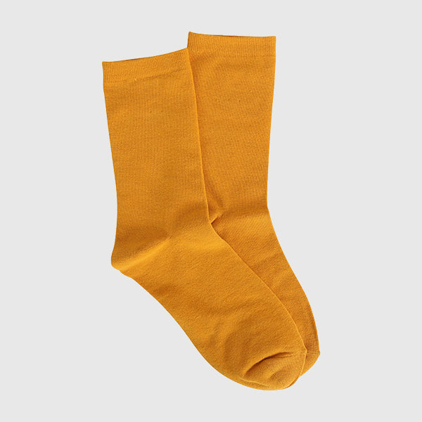 SPAO Unisex Color Crew Length Socks SPAYAA3D11