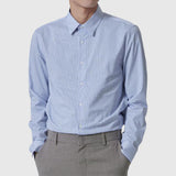 SPAO Man Long Sleeve Easy Care Shirt (Slim Fit) SPDRA23M94