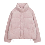 SPAO Women Long Sleeve Basic Puffer Jacket SPJPA4TG01