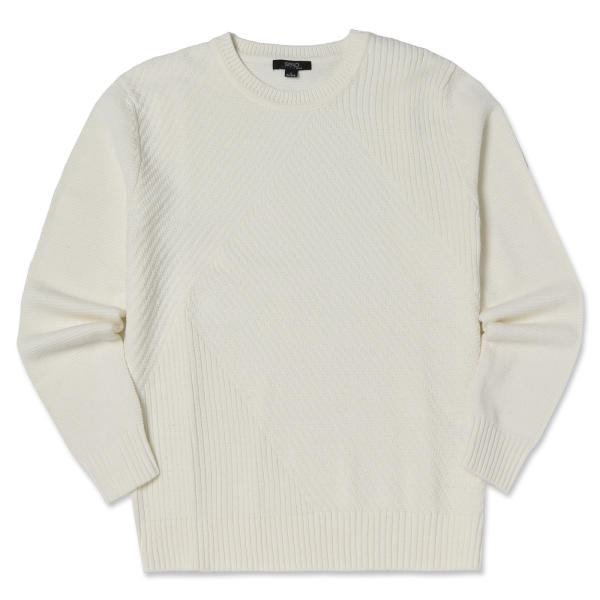 SPAO Men Long Sleeve Spring Sweater SPKW811M01