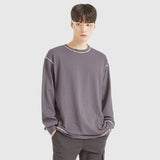 SPAO Men Long Sleeve Oversized Tee SPLWA38C04