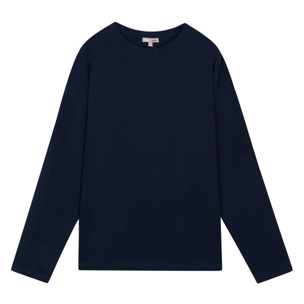 SPAO Women Long Sleeve Oversized Tee SPLWA38G02