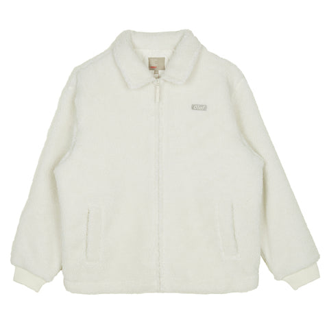 SPAO Unisex Long Sleeve Frozen Dumble Jacket SPMAA11C01 Ivory