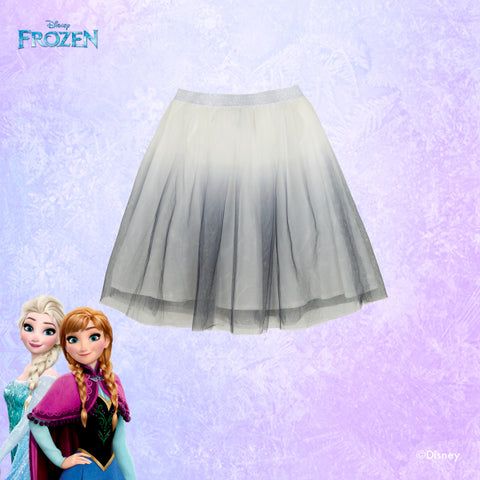 SPAO Kids Frozen Princess Mini Sha Skirt SPMAA11K05 Navy