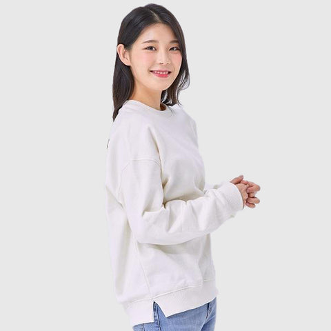 SPAO Woman Long Sleeve Basic Pullover SPMW949G24