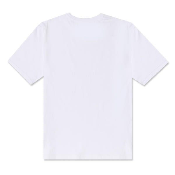 SPAO Unisex Short Sleeve Line Friends Tee SPRL923D25 White
