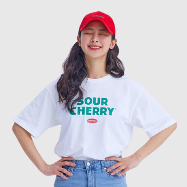 SPAO Women Short Sleeve Color Tee SPRPA25G32