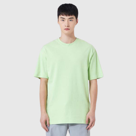 SPAO Man Short Sleeve Solid Tee SPRWA23C02