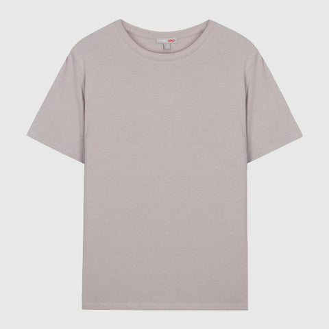 SPAO Women Short Sleeve Natural Tee SPRWA24G19
